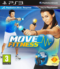 Sony PlayStation 3 Ps3 Spiel Move Fitness