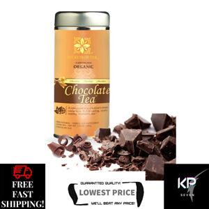 Hot Chocolate Cake Tea powder Organic Bags Healthy Recipe Carmel  Hazelnut Drink