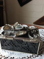Box With Butterflies Protruding Past Times Make