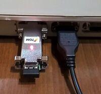 Best Amiga Atari ST C64/C128 Commodore Mouse Gamepad Joystick USB adapter TOM!