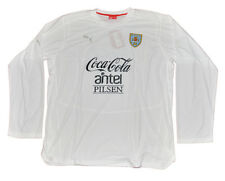 Seleccion Uruguay Soccer National Player Issue Practice Shirt PUMA 2XL white