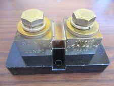 Janco Corp. MS91587-6 Instrument Shunt 50 MV 450 AMP DC - Alt. to MSB451
