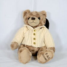Fao Schwarz Original Plush Classic Stuffed Teddy Bear Animal Anniversary