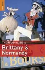 Brittany and Normandy - Rough Guide-ExLibrary