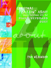 Christmas Jazzin' About: (Piano Duet) (Faber Edition: Jazzin' About), Very Good
