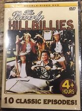 The Beverly Hillbillies - 10 Classic Episodes- Brand New Sealed On Dvd