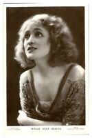 Antique RPPC postcard Molle Gaby Deslys actress singer stage theatre music
