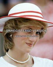 """Princess Diana 10"""" x 8"""" Photograph no 8"""