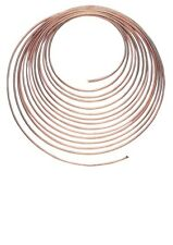 Copper Tube Annealed 10x8.4mm 10 Metre Length