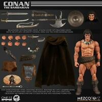MEZCO Toys ONE:12 COLLECTIVE Conan The Barbarian 6 INCH SCALE FIGURE PRESALE