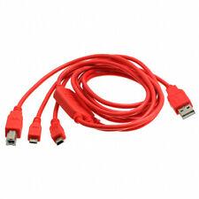 CBL USB A MALE TO MICRO B/MINI B