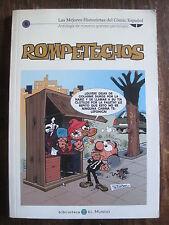 Las Mejores Historietas del Comic Espanol: Rompetechos (full-color comic digest)