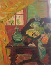 R. Limouse . Huile sur toile. Datée 1948. v 452.