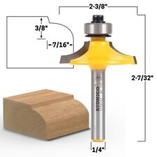 Thumbnail Euro Style Door And Drawer Front Router Bit 14 Shank Yonico 12161q