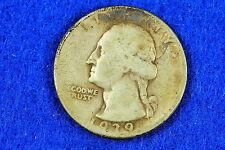 Estate Find 1939  -  D Washington Quarter!!! #G5019