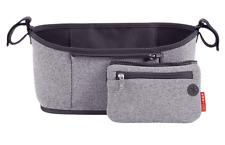 Brand new in pack Skip Hop grab and go stroller organiser in heather grey