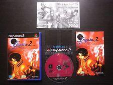 JEU Sony PLAYSTATION 2 PS2 : LEGAIA 2 DUEL SAGA (Eidos COMPLET envoi suivi)