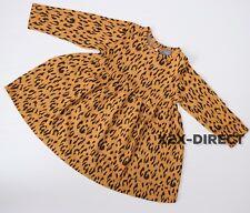 Próxima Chicas Animal Jacquard Dress la edad de 9-12 meses