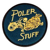 POLER STUFF Loris Moto 2 Patch Aufnäher