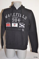 Pull / Sweat à Capuche - CROSSBY 17337 WAKE 1984 - Noir - Taille S / M - NEUF