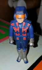 Fisher Price 1978 Adventure People Blue Astro Knight Action Figure Vintage 70's