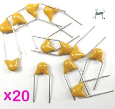 20x 100nF 0,1µF 50V 104 Multilayer Keramikkondensator