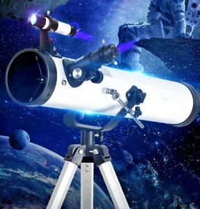 Telescope Astronomic Professional Zoom 875 Times HD Night Vision Stargazing Moon