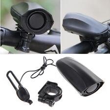 Ultra Loud Bike Cycling MTB Handlebar Ring Horn Bells Electric Horn Alarm Sound