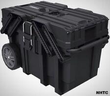 Husky 25 in Cantilever Heavy Duty Mobile Job Tool Storage Organizer Lockable Box