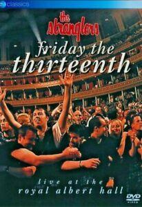 THE STRANGLERS - Friday the Thirteenth - Music LIVE DVD NEW