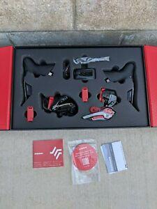 SRAM RED eTap AXS 2X12 Groupset (Shifters/FD+RD/Battery/Charger) - Rim Brake