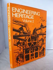 Engineering Heritage - Vol 2 - History of Mechanical Engineering HB DJ Illust