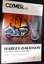 Clymer M425-2 Motorcycle Repair Manual Harley Davidson FXD TWIN CAM 88 99-03  T