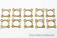 10x  Cox 020 Pee Wee Model Engine Fuel Tank Crankcase Gaskets .020