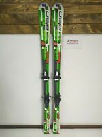 Elan Race SLR 160 + BRAND NEW Tyrolia 10 Bindings Winter Sport Fun Outdoor BSL