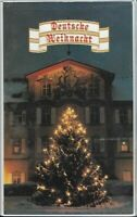 Deutsche Weihnacht German Christmas VHS 1988 Pantoffel-Kino NTSC in German