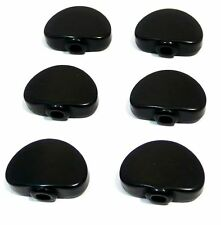 Grover Guitar machine head --Black color acrylic buttons --FR20B