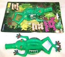 GIANT SIZE INFLATEABLE BLOW UP FROG 12 IN DIA balloon frogs novelty toy reptile