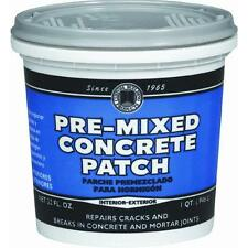 Quart Pail Premix Concrete Patch DAP 34611 repair concrete breaks  & cracks 8 PK