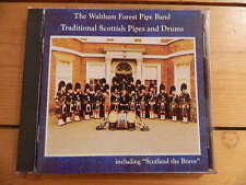 The Waltham Forest Pipe Band  Traditional Scottish Pipes and Drums