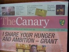 2007/2008 Norwich City: The Canary, Season Ticket & Memberships Prices For The 2