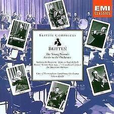 Orchesterwerke - CBSO, Simon Rattle