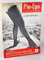 1950 PIN-UPS A PORTFOLIO OF BREATHTAKING BEAUTIES BERNARD OF HOLLYWOOD