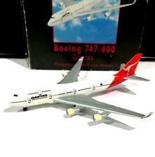 Herpa 500609 Qantas Airways Boeing 747-400 1/500 scale model air plane flugzeug