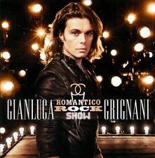 GIANLUCA GRIGNANI - ROMANTICO ROCK SHOW NEW CD