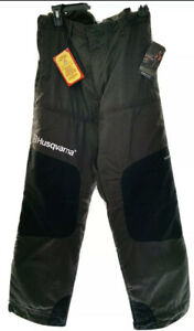 Husqvarna Classic Chainsaw Pant Size Large 36-38 Free Shipping