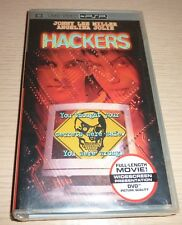 UMD Video for the PSP ~ Hackers ~ Sealed New