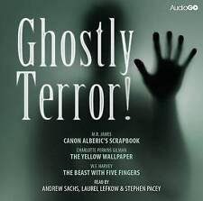 Ghostly Terror! (BBC Audiobooks), James, M R, Harvey, William Fryer, Gilman, Cha