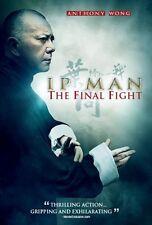 Ip Man: The Final Fight- Hong Kong RARE Kung Fu Martial Arts Action movie - NEW