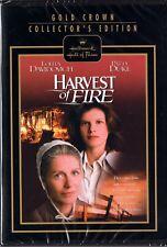Hallmark Hall of Fame Harvest of Fire (DVD)  NEW Lolita Davidovich, Patty Duke